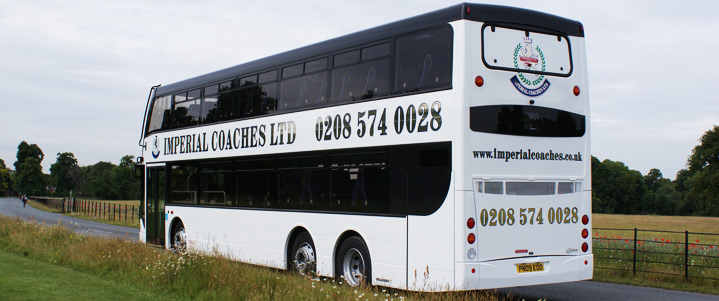Imperial Coach School Hire