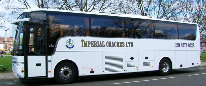 Co-operate Coach Hire