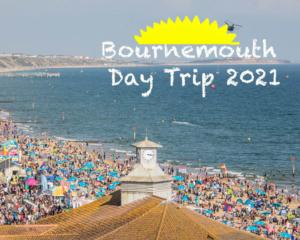 Bournemouth Beach Day Trip